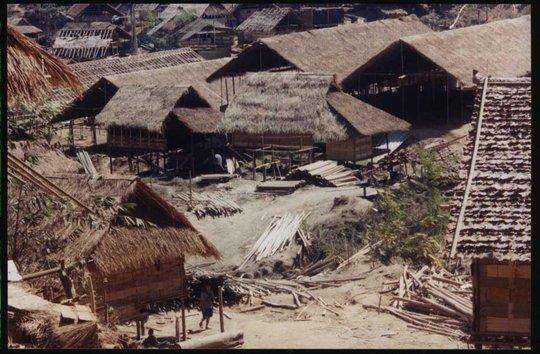 Burmese Refugee Camp Life