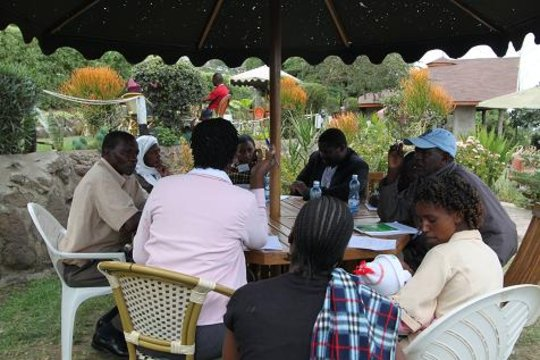 Africa Rising July Gathering