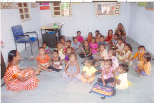 Pre-primary Education