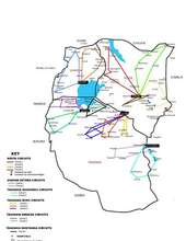 Surgical outreach circuit in East Africa