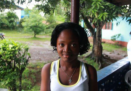 Jessica Ansumana