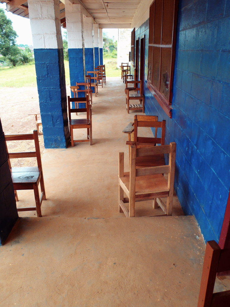 Educate Liberian girls for one year