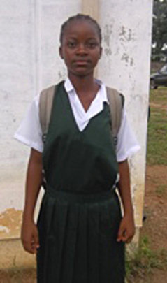 Michaeline, grade 9