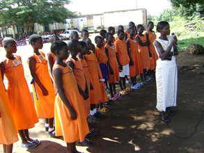 Okoboi PS Choir