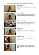Cross Section of Students (PDF)