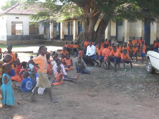 Rebuild a school for 503 determined Ugandan kids