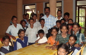 Sponsor a Van for 700 rural children in India