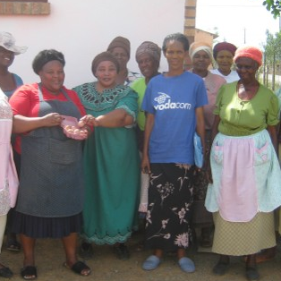 Egg-citing news from Masime CLA in Eastern Cape
