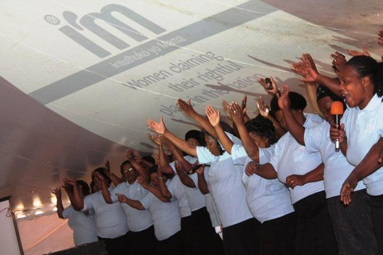 Launch of the first SHG Federation in South Africa