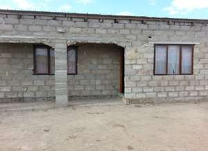 MaSibiya's new house built from several SHG loans