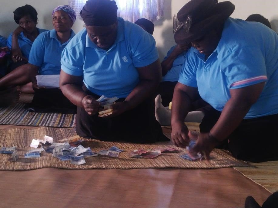 Sakhisizwe SHG loan issue to members