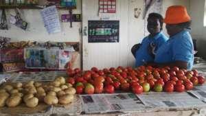 Sakhisizwe SHG members run their small business
