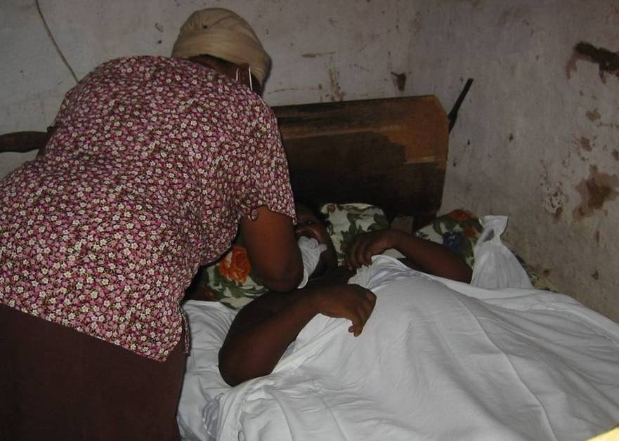 SHGs initiated home-based care projects