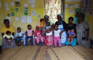 Zizamele Creche caters for vulnerable children
