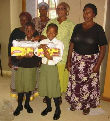 SHGs assist vulnerable and orphaned children