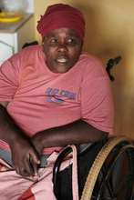 SHG member with a disability