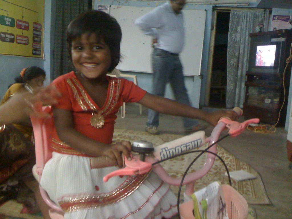 Send AChild toSchool in India to be Safe and Saved