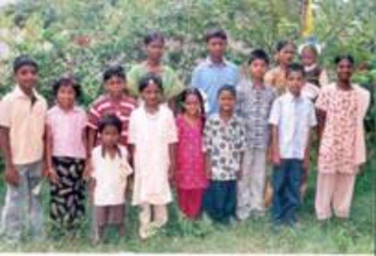 Educational scholarship for 20 children