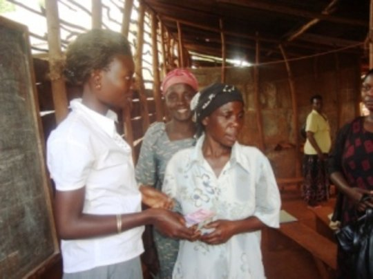 Enhancing women's lives through micro credit