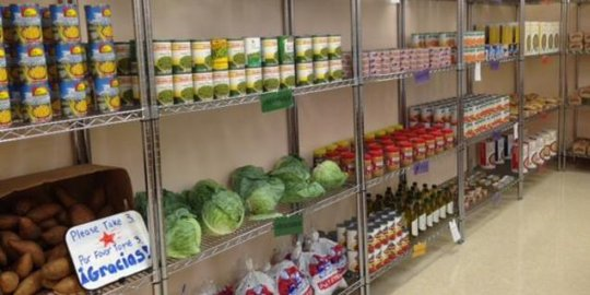Help hungry families afford the food they need