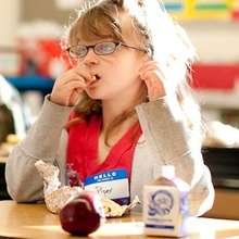 School meals are vital to many low-income children