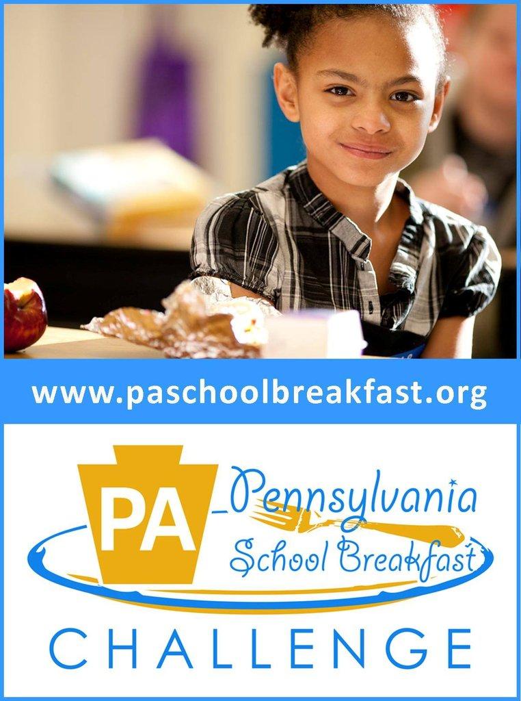 PA School Breakfast Challenge 2014
