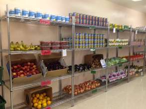 Produce can be hard to find in low-income areas.