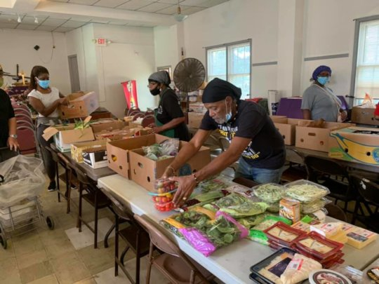 Lombard Central Food Pantry