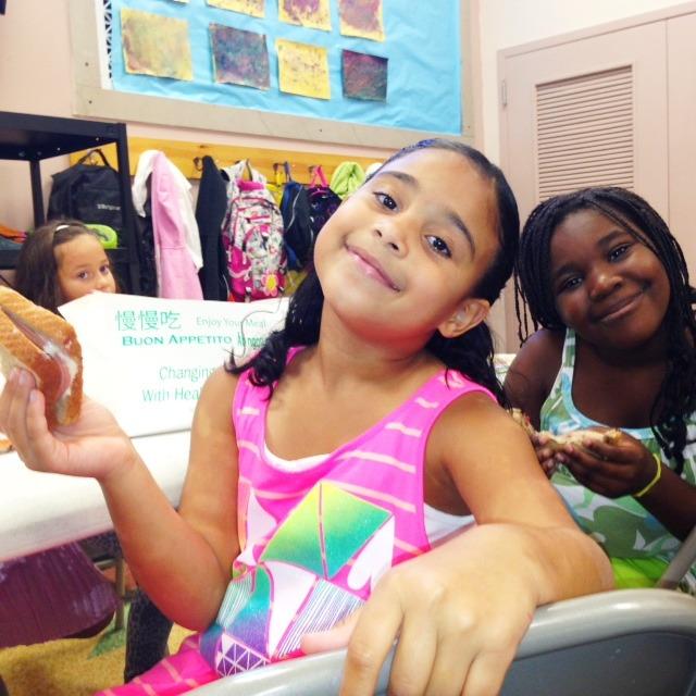 Summer Meals for Kids in North Philadelphia