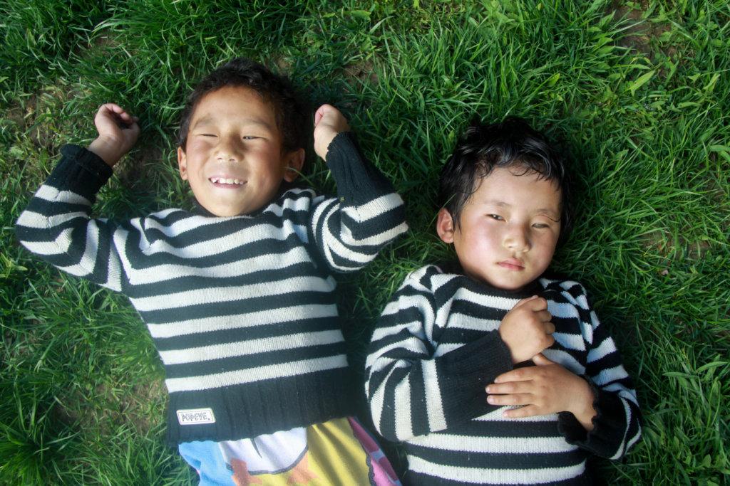 Help Sightless Tibetan Children Live Normal Lives