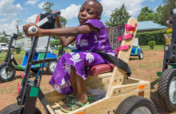 150 child PET mobility devices for most in need