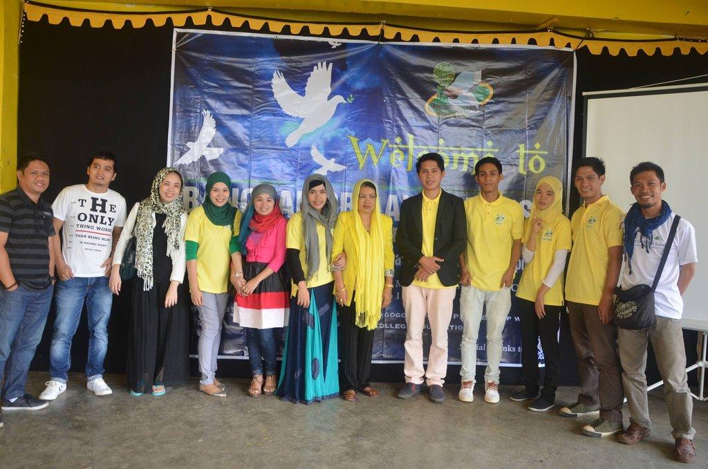 Batch Hayat and Alumni volunteers