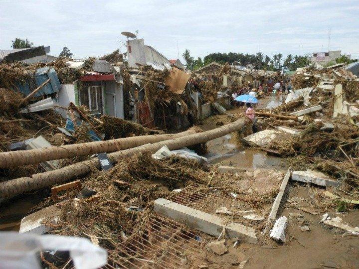 Iligan City After Typhoon Sending