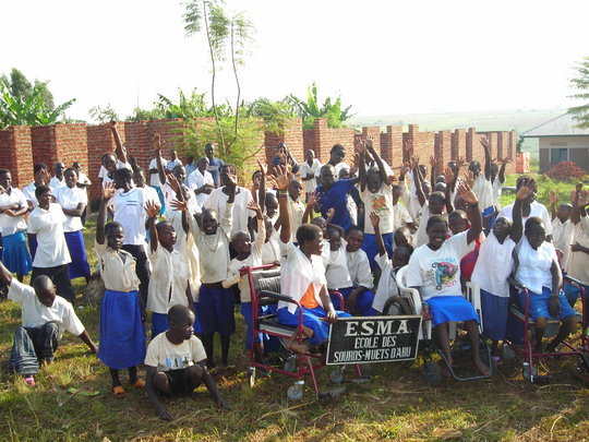 Health & Education - Children who are Deaf DRCongo