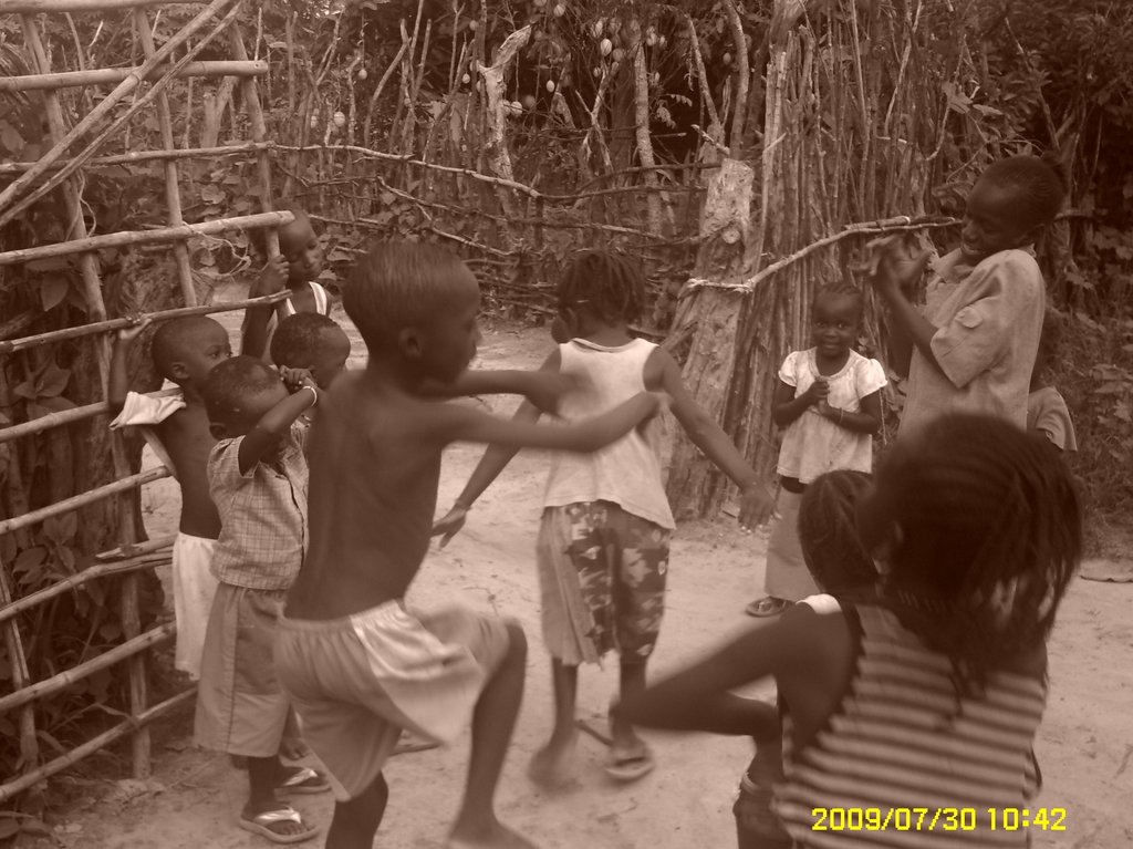 Educate over 500 orphan children in Gambia