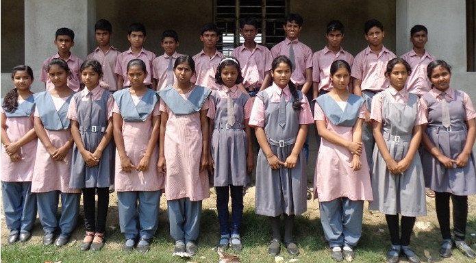 Some of the Older Schoolchildren