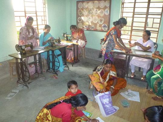 Vocational Training Workshop