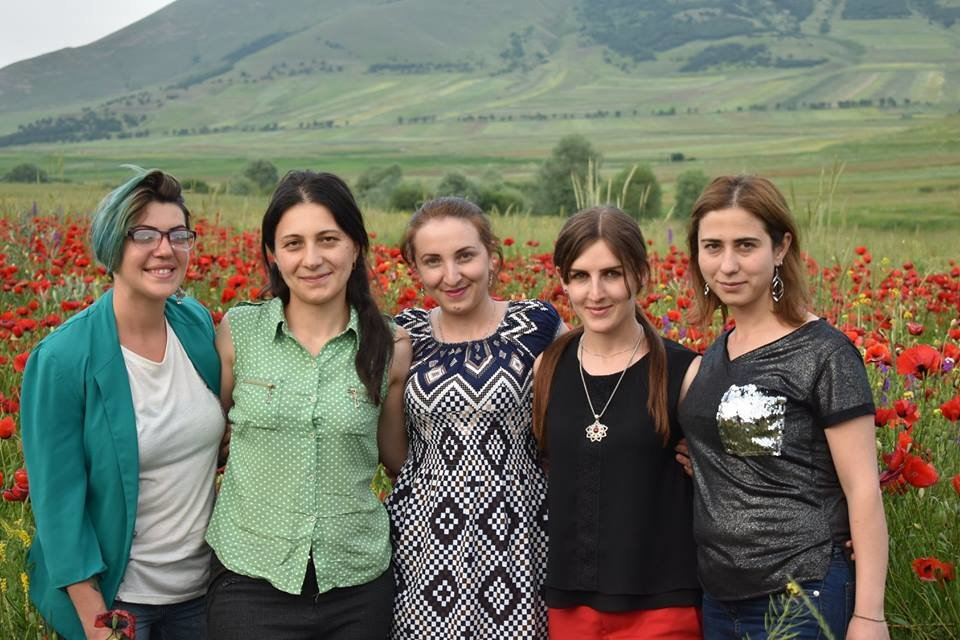 New Income Opportunities for vulnerable Armenians