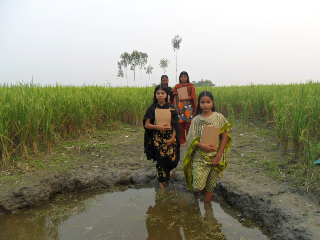 Empower of 500 School Drop-out Girls in Bangladesh