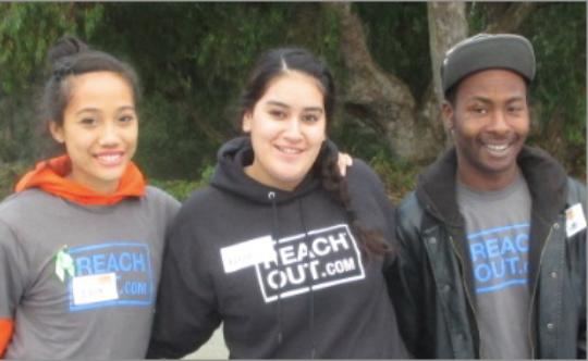 ReachOut Volunteers