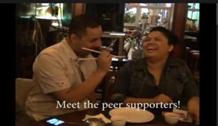 Meet the Peer Supporters