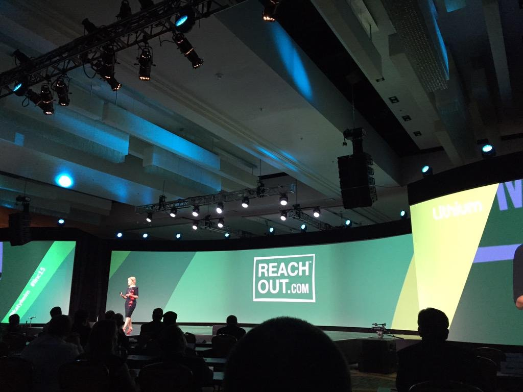 ReachOut at Lithium Conference