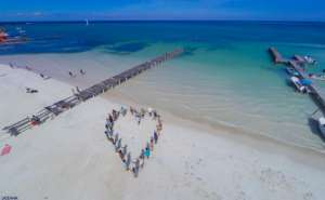 Caye Caulker's love letter to the Caribbean