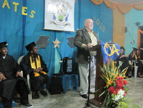 Guest Speaker Garry Worger