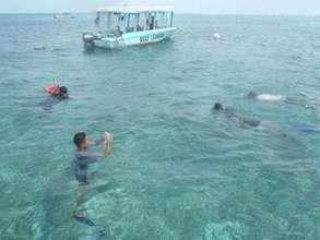 Snorkel Trip to Hol Chan Marine Park
