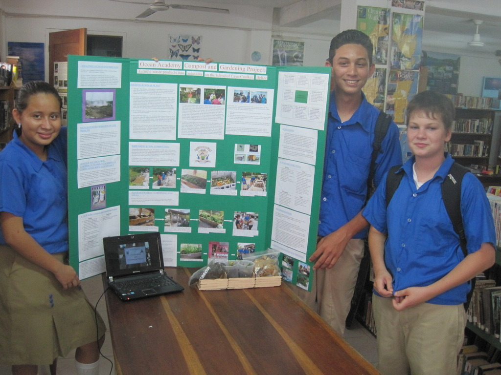 Caribbean Sustainability Science Fair Competition