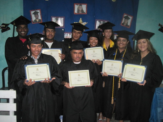 2012 Graduating Class