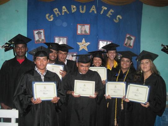 Graduates 2012