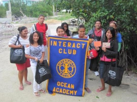 Interact Club and Valentine
