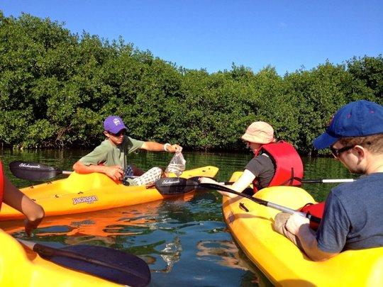 Kayak with Purpose Tours